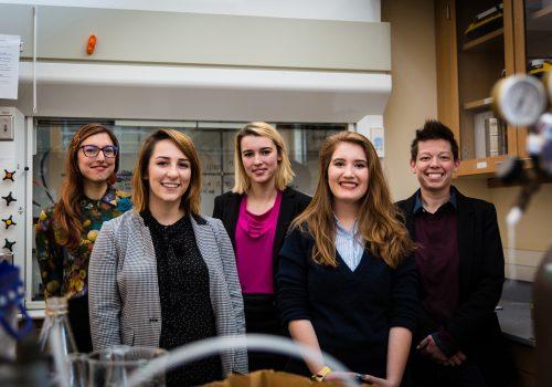 Amanda Wolfe's team